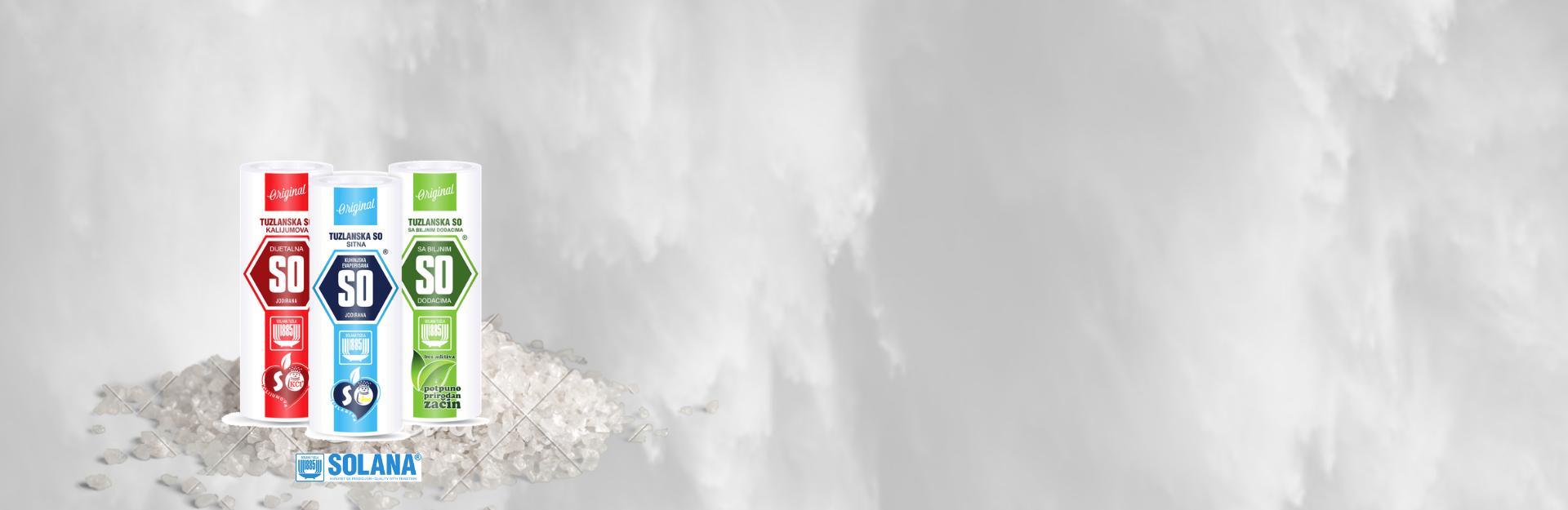 Ekskluzivno zastopništvo za Tuzlansko sol